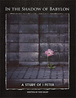 cover of 1 Peter Bible study