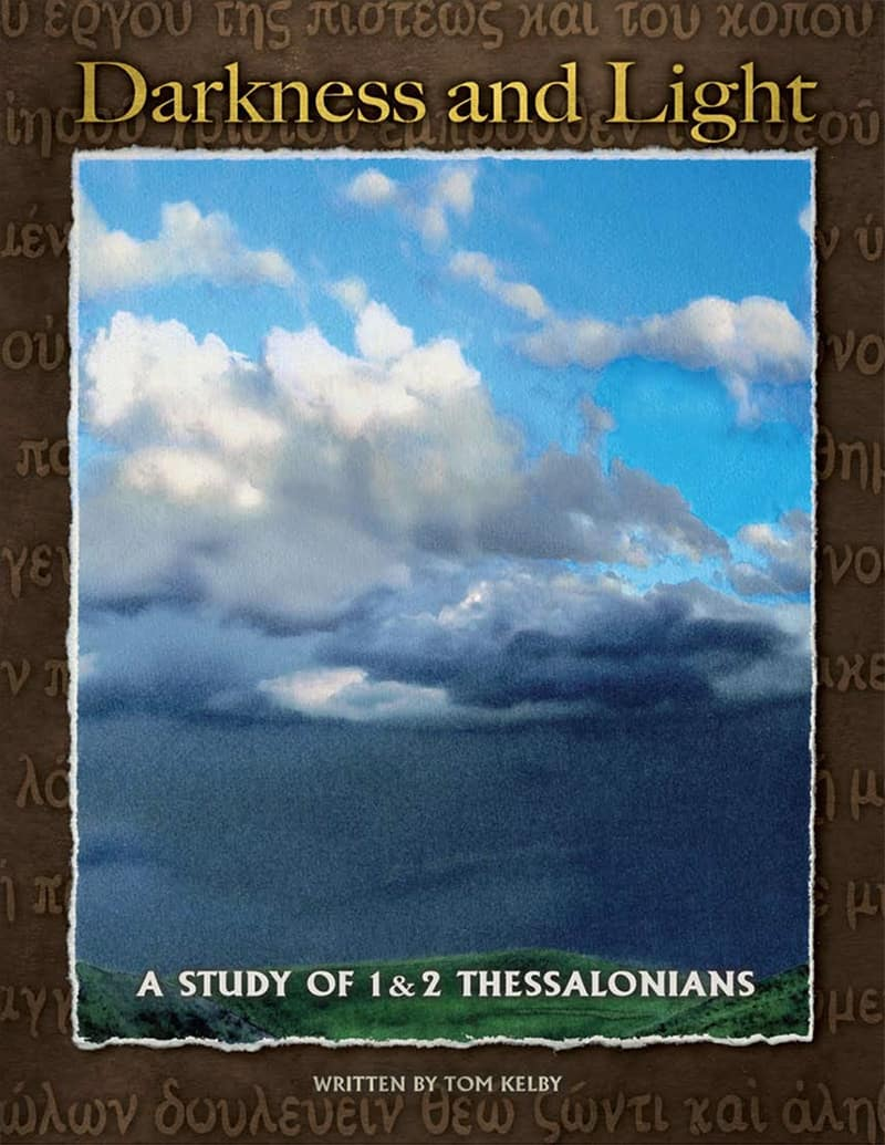 cover of Darkness and Light Bible study