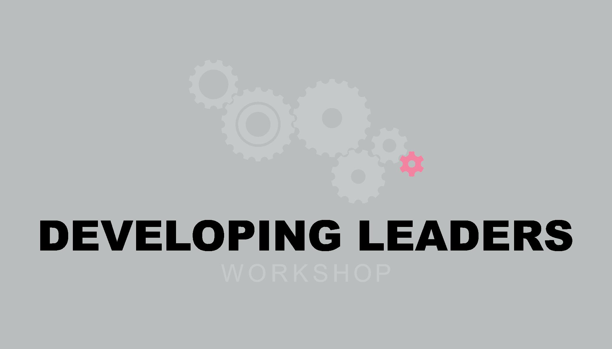 Developing leaders logo Revelation