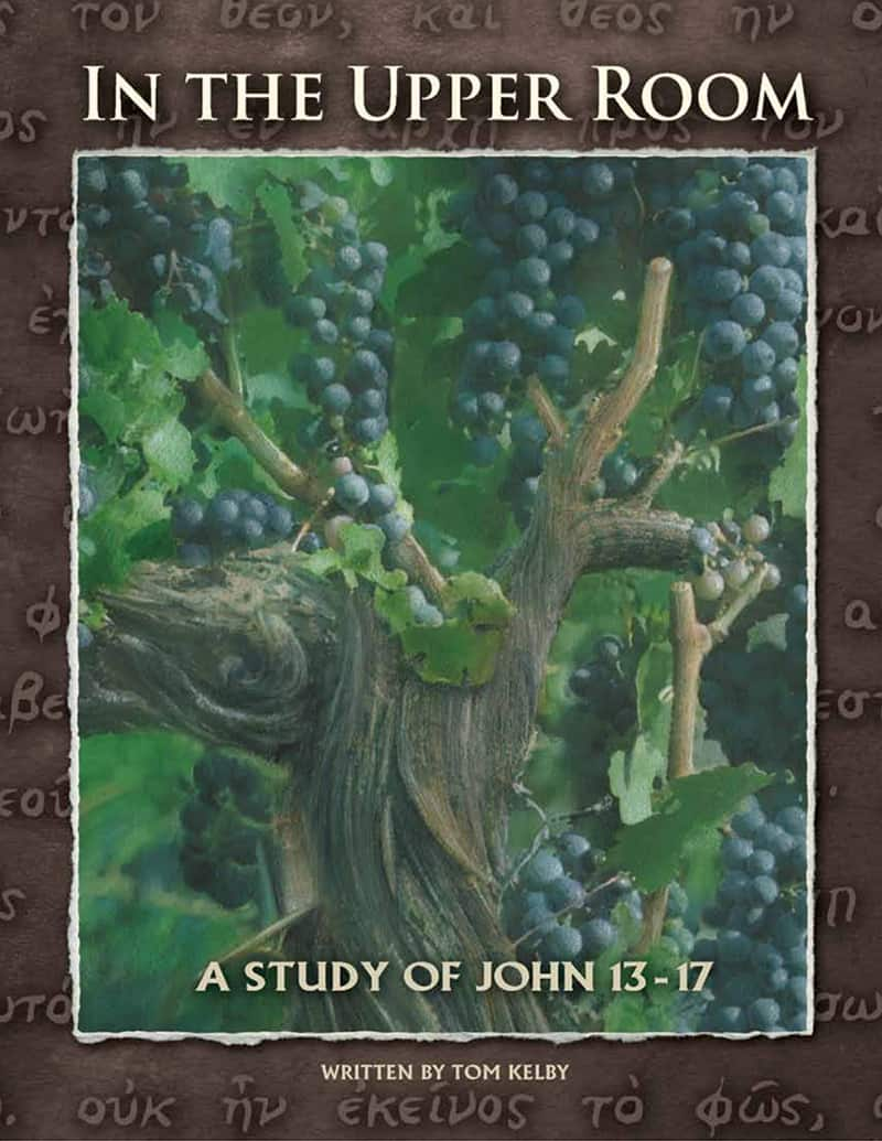 cover of In the Upper Room Bible study