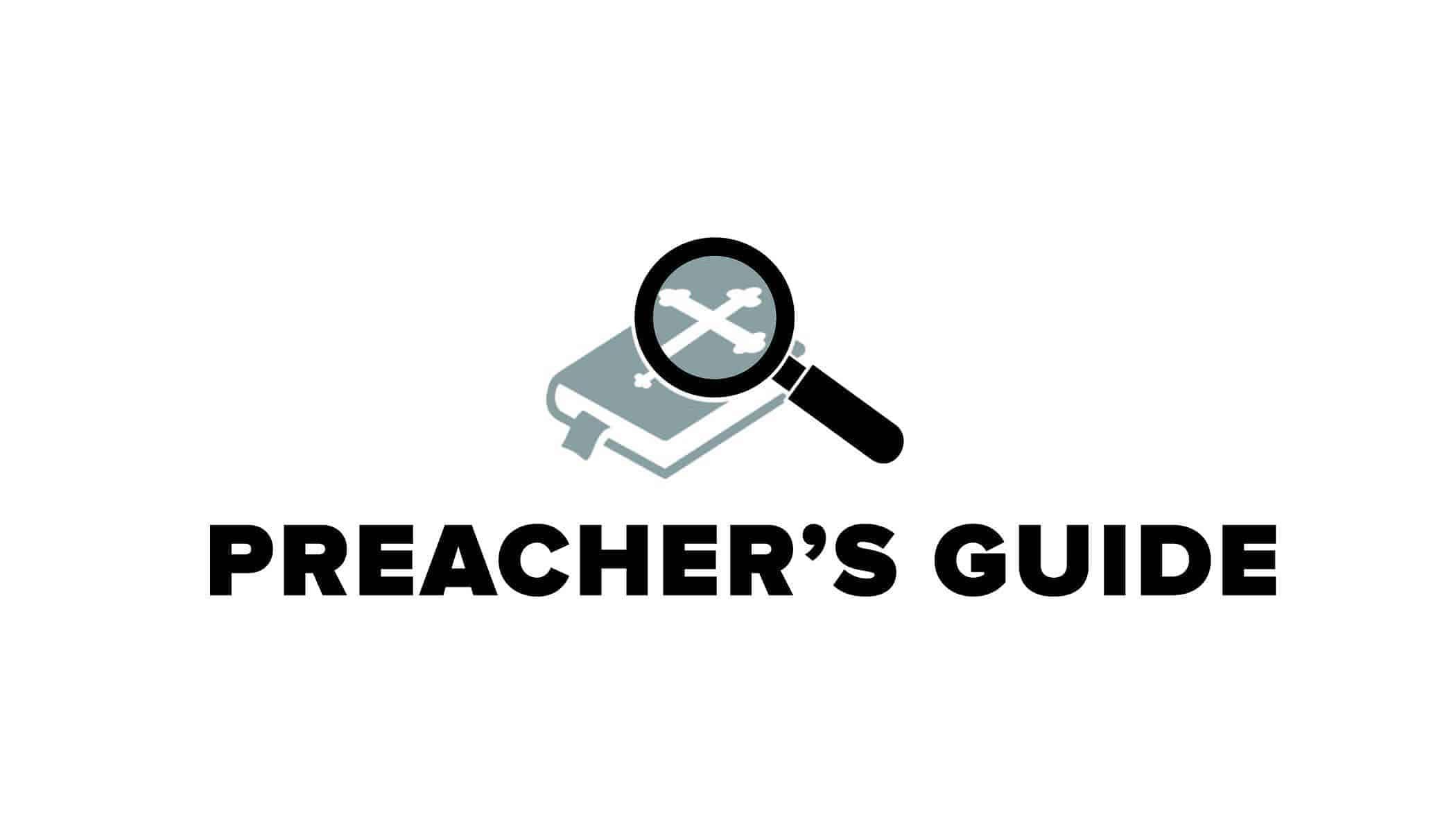 preachers guide logo